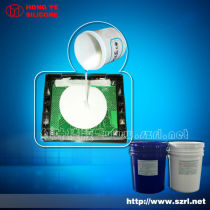 Electronic potting compound silicone for PCB