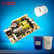 Electronic potting compound for LED screen products