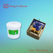 gray electronice potting compoud silicone for street lamp