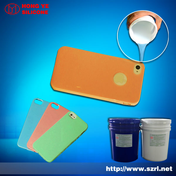 Addition Cure Injection Molding Silicone for Mobile Phone Cover