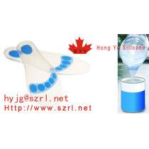 liquid silicone rubber for insoles