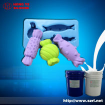 RTV food grade silicone candy molds