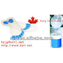 full length gel cushion medical Silicone insole