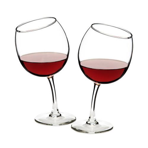 Elegantes Design Borosilikatglas Weingläser und Stielgläser