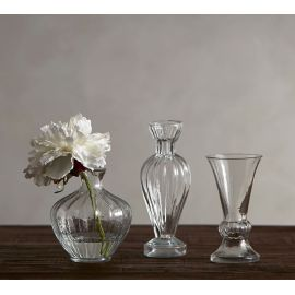 Small and exquisite Glassware  bud borosilicate glass vase