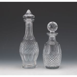Glassware Multi-shape trendy style  crystal  glass perfume bottle