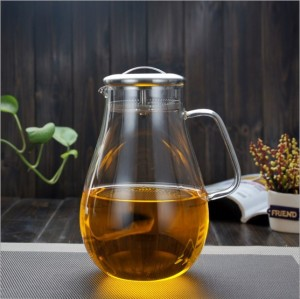 Pyrex Glass Tea/Coffee Pot