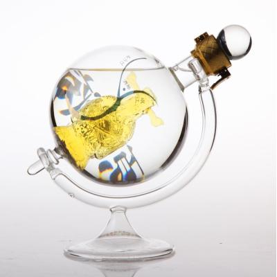 Borosilicate Glass  Wine Decanter