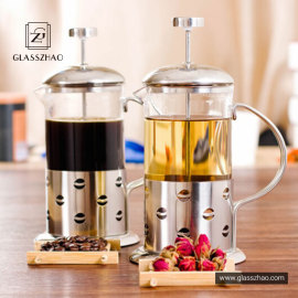 Heat Resistant French Press Coffee Pot