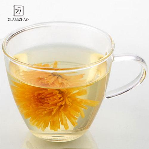 Handblown Glassware single wall  exquisite glass cup