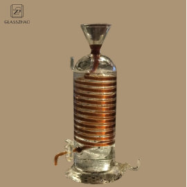 Pure Hand Made Glass Instant Coffee Cooler Maker