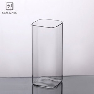 Hand Made Heat Resistant Borosilicate Glass Cup