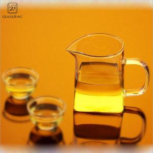 Hand Made Single Wall Pyrex Glass Coffee Or Tea Mug