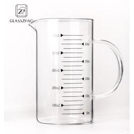 Borosilicate Glass Beakers Laboratory Glassware Beaker Sets Boro 3.3 High Form