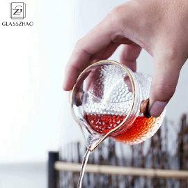 Portable Mini Glass Tea Set