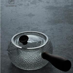 Glass Tea  Boiling Set with Clear Borosilicate Glass