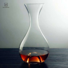 GZ Hand Made Borosilicate /Crystal Glass Wine Decanters