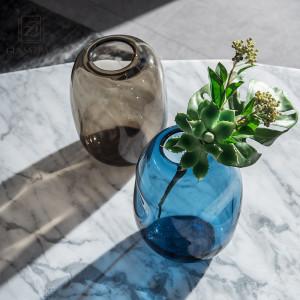 Big and exquisite Glassware   borosilicate glass vase