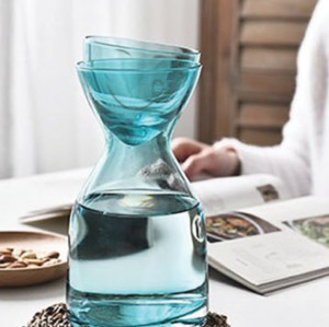 Turkish Styple Hand Made Glass Cold Brew Jug