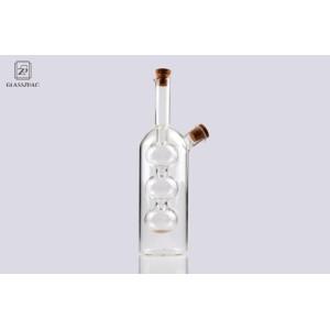 Spice Design Oil Glass Bottle High Temperature Vinegar Sauce