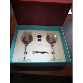 Borosilicate Glass Wine Decanter Kit