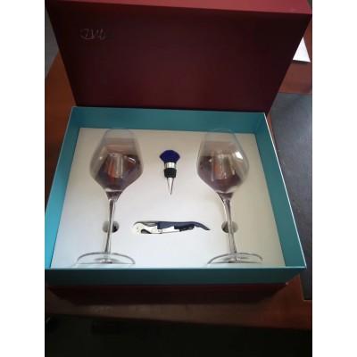 Borosilicate Glass Wine Decanter Kit
