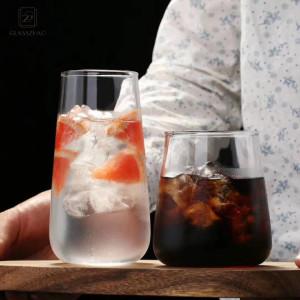 Handblown  single wall   drinkingware