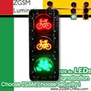 LED Traffic Lights For Bike Signal