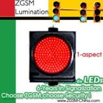 Red Arrow LED Traffic Signal Lights Module