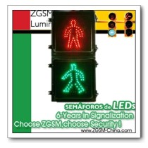LED Traffic Lights with Dynamic LED Red and Green Traffic Lights