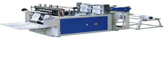 Two Line Heat Sealing and Cutting Machine