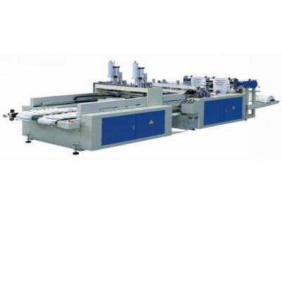 DFR-2A Automatic T-shirt Bag Making Machine