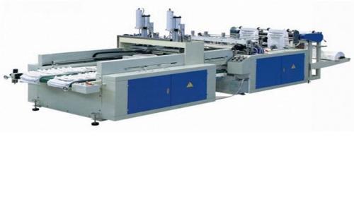DFR-2A Automatic T-shirt Bag Making Machine