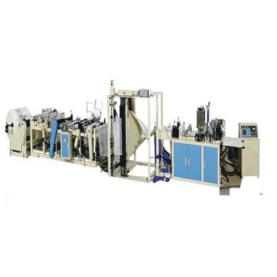 Non-Woven Fabric Bag Making Machine