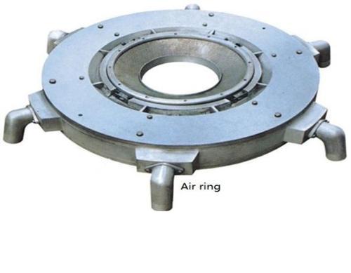 Double Air Lips Air Ring