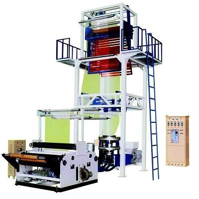 PE Heat Shrink Film Blowing Machine