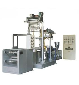 Vertical-blown PVC Heat Shrink Film Blowing Machine