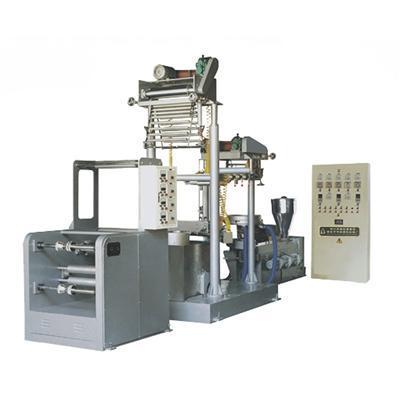 Vertical-blown PVC Heat Shrink Film Blowing Machine