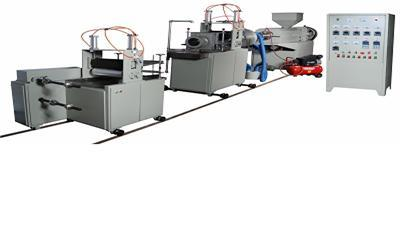 Horizontal-Blown PVC Heat Shrink Film Blowing Machine
