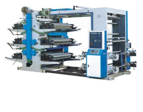 Six Color Flexo Printing Machine