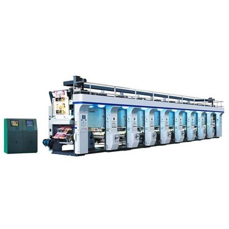 Computerized Gravure Printing Machine