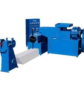 Double Stage Plastic Regenerative Pelletizer