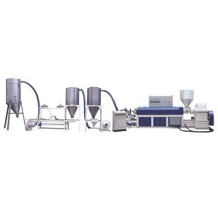 Air-cooling Plastic Regenerative Pelletizer