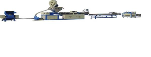 Plastic Grinding and Automatic Feeding Granulator