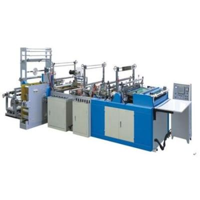 Soft Loop and Patch Bag Making Machine