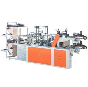 Computer Control High-speed Vest Rollng Bag-making Machine (Doube layer)
