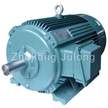 Y Series Induction Motor (Y71-Y355)