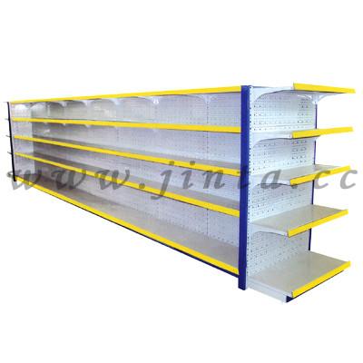Double side shelving