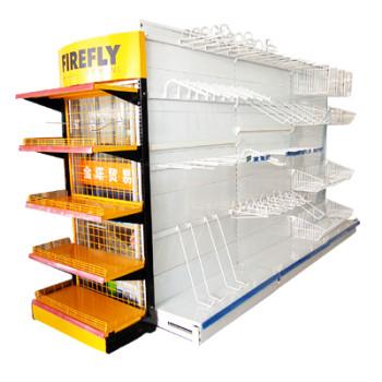 Supermarket display shelf