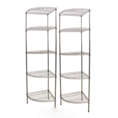 Wire shelving JT-F07